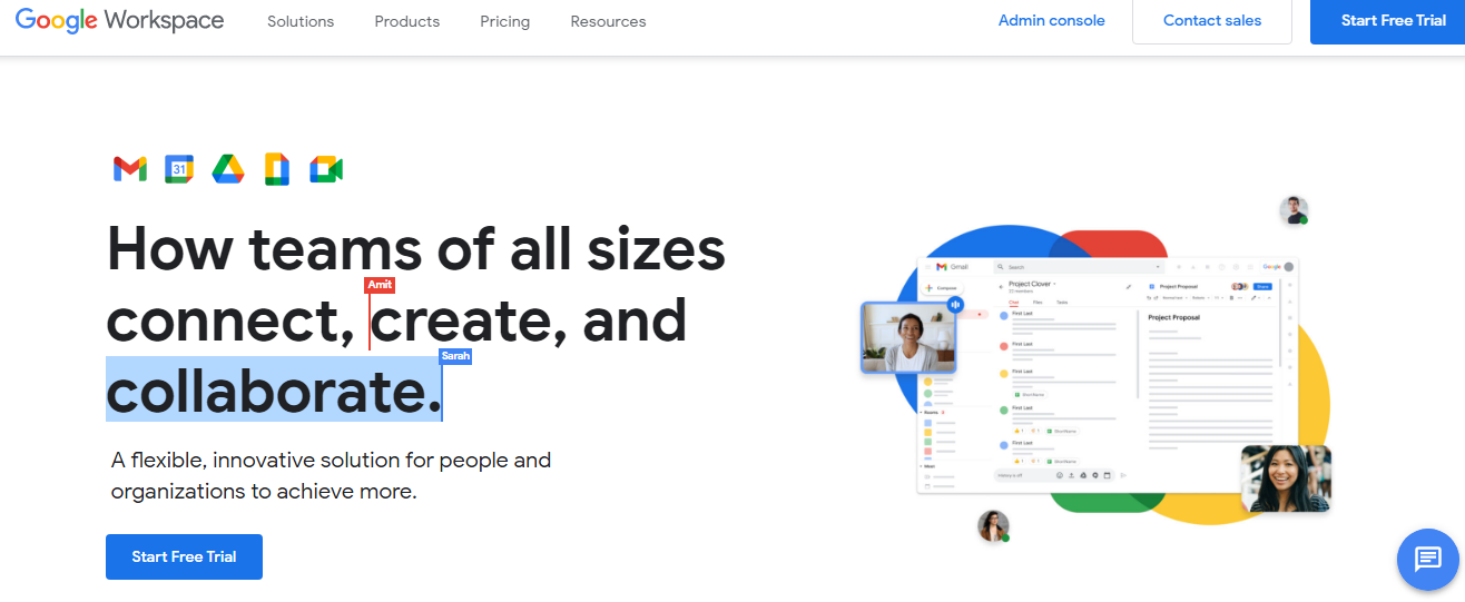 Google Workspace (formerly G Suite)